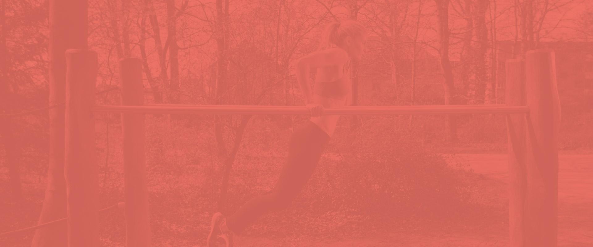 Calisthenics-Parcours