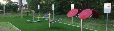 Fitnesspark Gießhübl