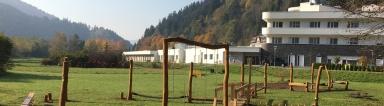Niederseilgarten Reha OptimaMed Wildbad Einöd