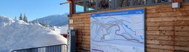 Langlauf und Biathlonzentrum Osttirol