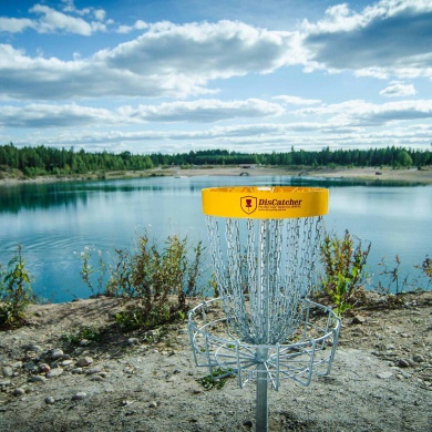 Disc Golf Anlage