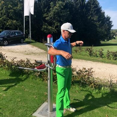 Golf Vitality