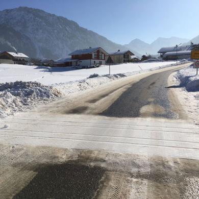 Straßenübergänge