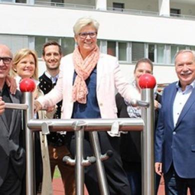 ERÖFFNUNG Vitalitäts- & Fitnessarena Bruck an der Mur