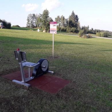 Vitalitäts- und Sensotorikpark Vivea Resort Bad Tr...