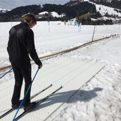 Mit WONDER-ICE® Straßenübergängen kann der Winter kommen!
