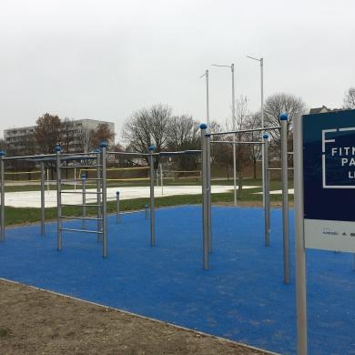 Runtastic Fitness Park Linz ist geöffnet!