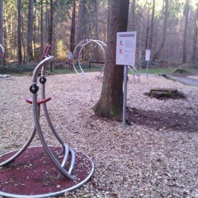 Vital- und Fitnessparcours Braunau am Inn