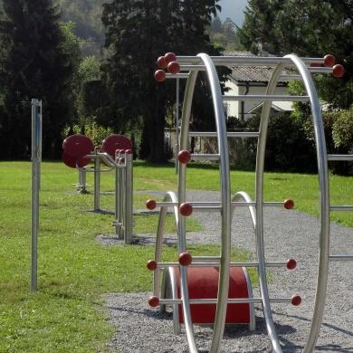 Vitalitäts- und Fitnessparcours Ferlach