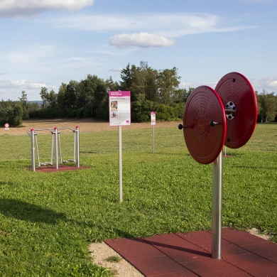 Vitalitäts- und Sensotorikpark Vivea Resort Bad Traunstein