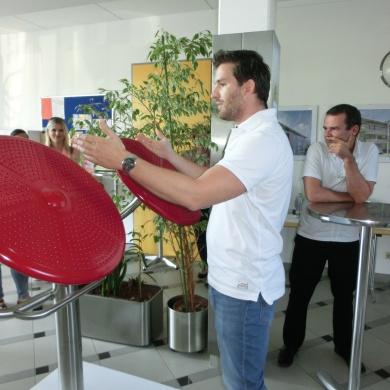 Sensotorik® Indoor Fitness Concept Technologiezentrum Gmunden