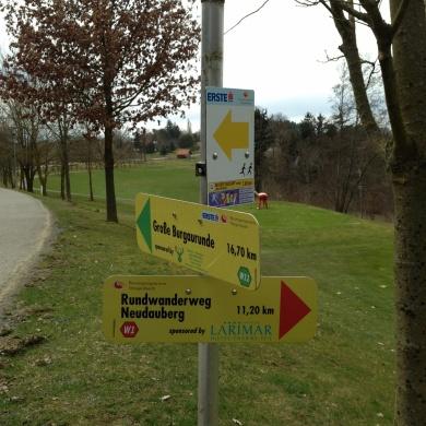 Wandererlebniswelt Stegersbach
