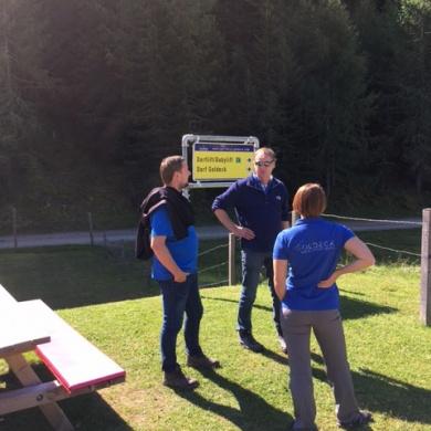Projektentwicklung & -begleitung Sportberg Goldeck