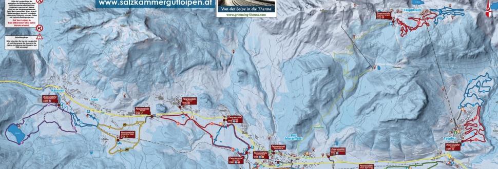 Next Level im Langlaufzentrum Bad Mitterndorf