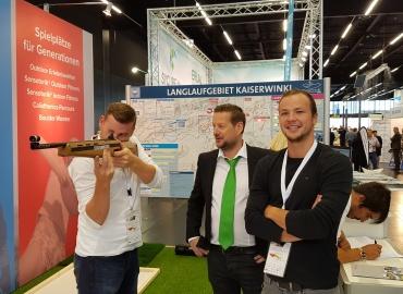 Einblicke in die Kommunalmesse 2017 in Salzburg