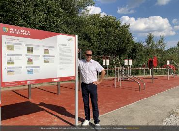Generationenpark im Wienerwald
