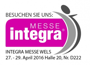 INTEGRA MESSE WELS 2016 - Besuchen Sie uns!