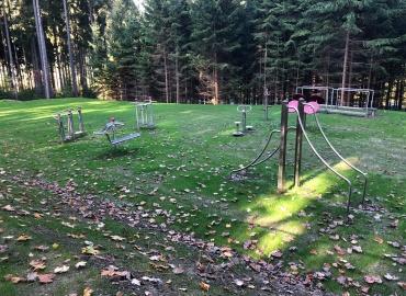 Outdoor Fitness Park Vortuna Gesundheitsresort Bad Leonfelden