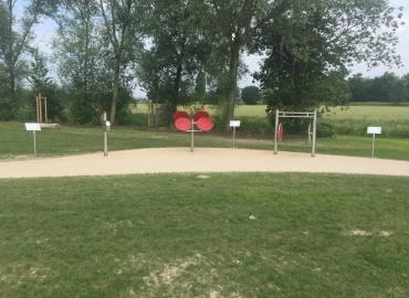 Vitalitäts- und Fitnessparcours Dingolfing