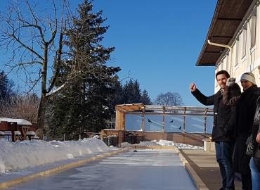 WONDER-ICE® Anlage Gschwandt bei Gmunden