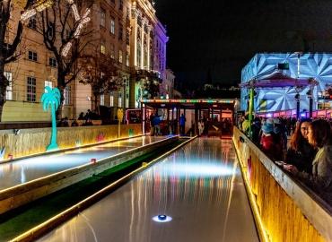 WONDER-ICE® Anlage Museumsquartier Wien