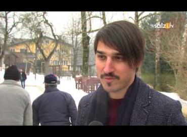 Eisstockschießen 2.0 - SalziTV Bericht Gasthaus Rabl