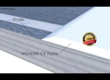 WELTNEUHEIT! WONDER-ICE© Loipen- und Pistenübergänge
