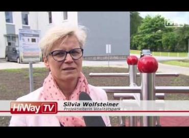 HiWayTV: Eröffnung Vitalitätspark Bruck/Mur